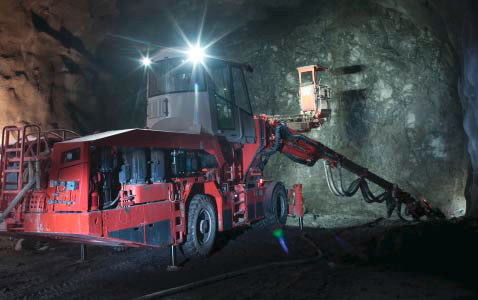 Sandvik Mining and Construction Oy