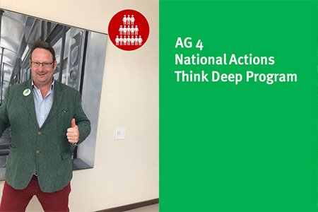 AG4 - Think Deep National Actions Programme