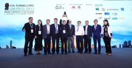THE IMMERSED TUNNEL OF THE HONG KONG ZHUHAI MACAU BRIDGE WINS ITA TUNNELLING AWARDS
