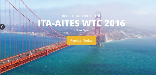 Register to attend WTC 2016 in San Francisco