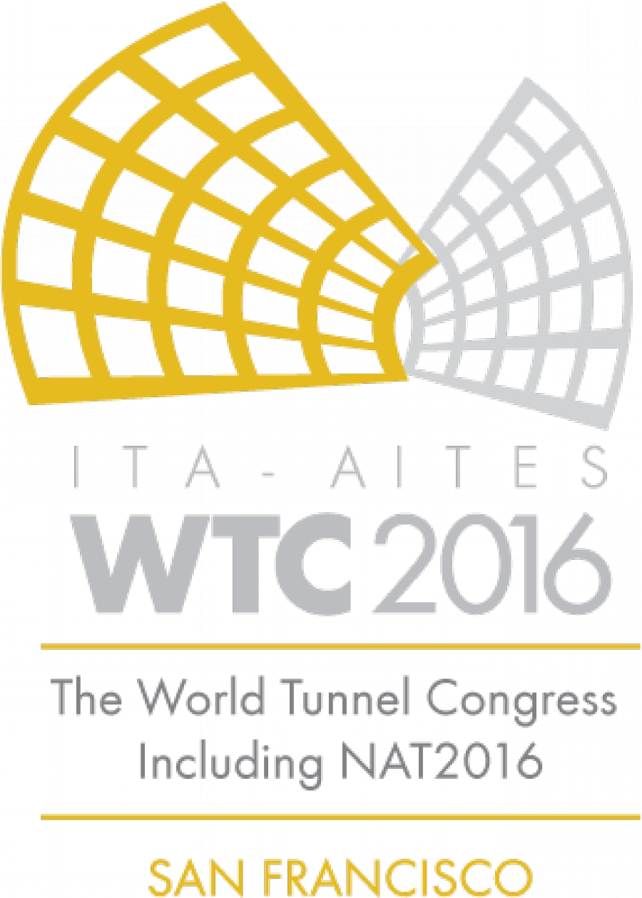 ITA organises its World Tunnel Congress 2016 in San Francisco, USA: 2.200 attendees expected