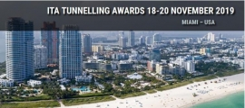 71 INTERNATIONAL UNDERGROUND CONSTRUCTION PROJECTS AND YOUNG ENGINEERS IN COMPETITION FOR THE ITA TUNNELLING AWARDS