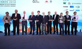 4TH EDITION OF THE ITA TUNNELLING AWARDS: THE WINNERS 2018