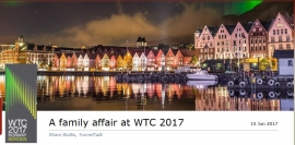 A family affair at WTC 2017