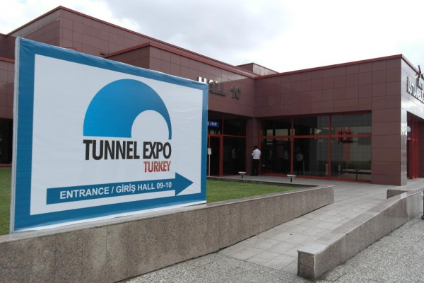 Success for the Tunnel Expo Turkey
