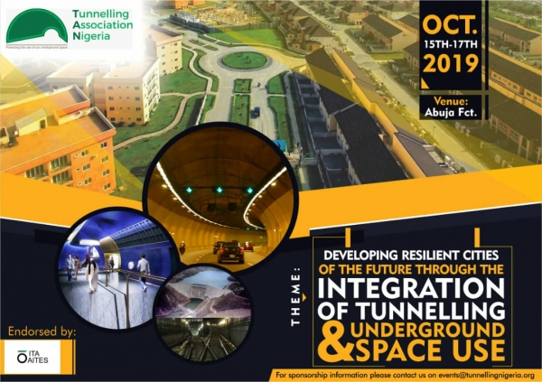 Developing resilient cities of the future through the integration of tunneling and underground space use