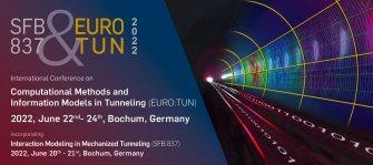 Conference on Computational Methods and Information Models in Tunnelling  (EURO:TUN 2021)