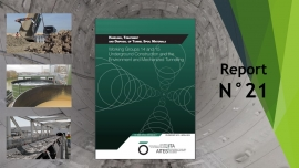 ITA publication on handling, treatment & disposal of tunnel spoil materials