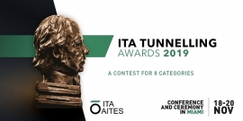 ITA Tunnelling Awards: 71 valid entries collected