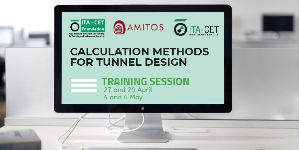Training session on calculation methods for tunnel design