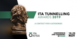 ITA TUNNELLING AWARDS 2019: THE LIST OF PRESELECTED ENTRIES DISCLOSED
