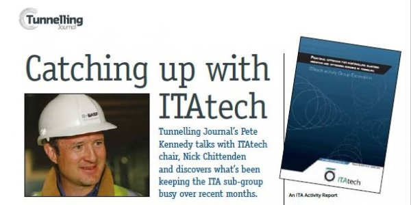 Catching up with ITAtech