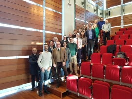 Phd students gather in Turin
