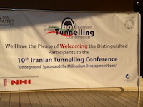10th Iranian Tunnelling Conference