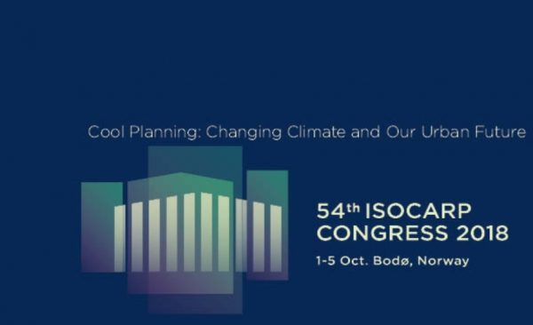 ITACUS contributes to Cool Planning: Changing Climate and our Urban Future