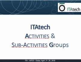 ITAtech AG & SubAG AG at WTC 2018