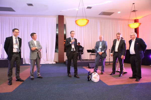 ITAtech and Industry reception - Iguassu May 12th, 2014