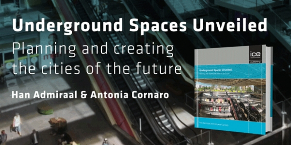 ITACUS co-chairs book on underground spaces is published