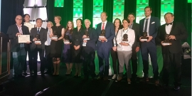 5th EDITION OF THE ITA TUNNELLING AWARDS: THE WINNERS 2019