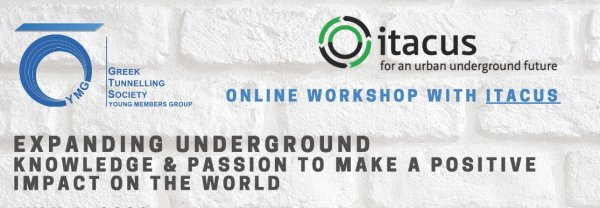 online workshop - Expanding Underground - Knowledge & Passion to Make a Positive Impact on the world