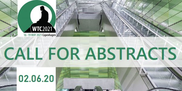 WTC 2021: Call for Abstracts