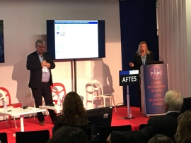 ITACUS is active during AFTES Paris 2017