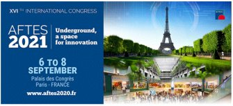 "AFTES International Congress "" The underground, a space for innovation"""
