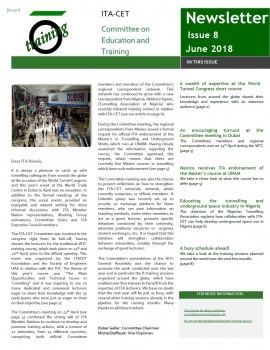 ITA-CET newsletter Issue 8