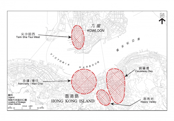 REPORTS FROM MEMBERS - Hong Kong - Underground Space Development
