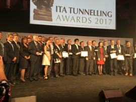 ITA Tunnelling Awards 2017