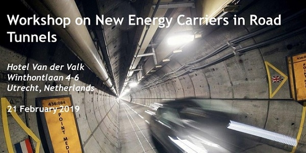 Workshop On New Energy Carriers In Road Tunnels