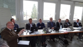 The ITA-CET and ITA COSUF Steering Boards meet in Lyon