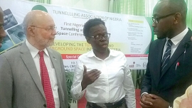 First International Tunnelling Underground Space Conference Holds in Lagos