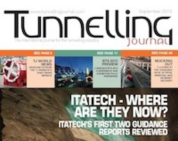 ITAtech in Tunnelling Journal