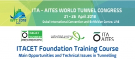 Register now for the WTC ITACET short course!