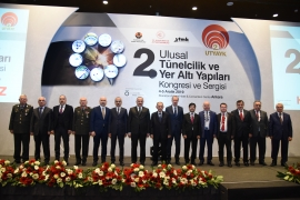 2nd National Tunnelling and Underground Space Conference - Ankara-Turkey