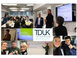 ITACUS joined the Think Deep UK workshop on the future of transport last week in London