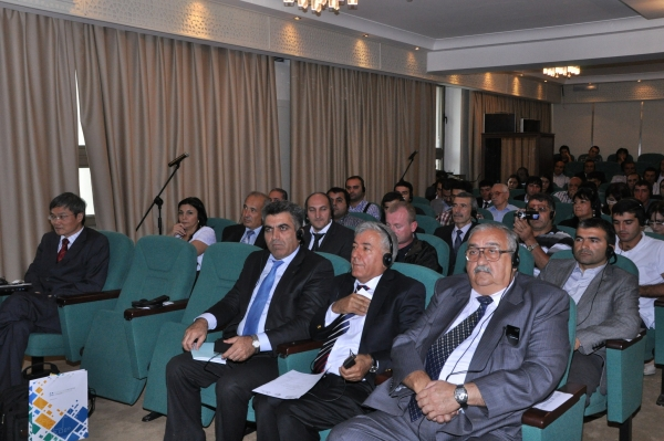 "It was held trainings named ""Tunnel and underground infrastructures in the cities"""