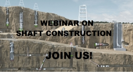 Join our free Webinar on shaft construction