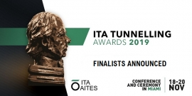ITA Tunnelling Awards Finalists Announced For Miami