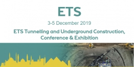 ETS celebrating World Tunnel Day with a conference & exhibition