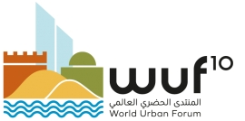 Join us at the world's premier event on cities - WUF10