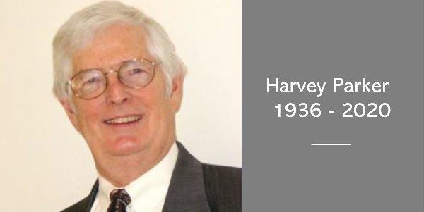 In Memoriam of Dr Harvey Parker