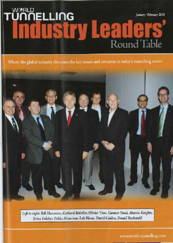 Industry leaders' round table