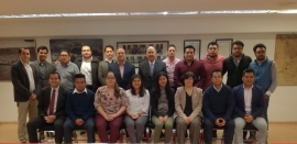 ITA endorsement of the Master's course at UNAM