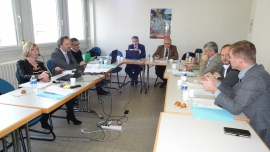 The ITA-CET Steering Board meets in Lyon