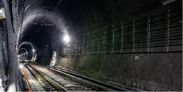 Project of the year incl.renovation up to €50M: Modernization of the Vladivostok tunnel of the far eastern railway, Russia