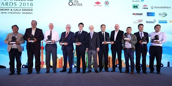 2018 ITA Tunnelling Awards: winners announced