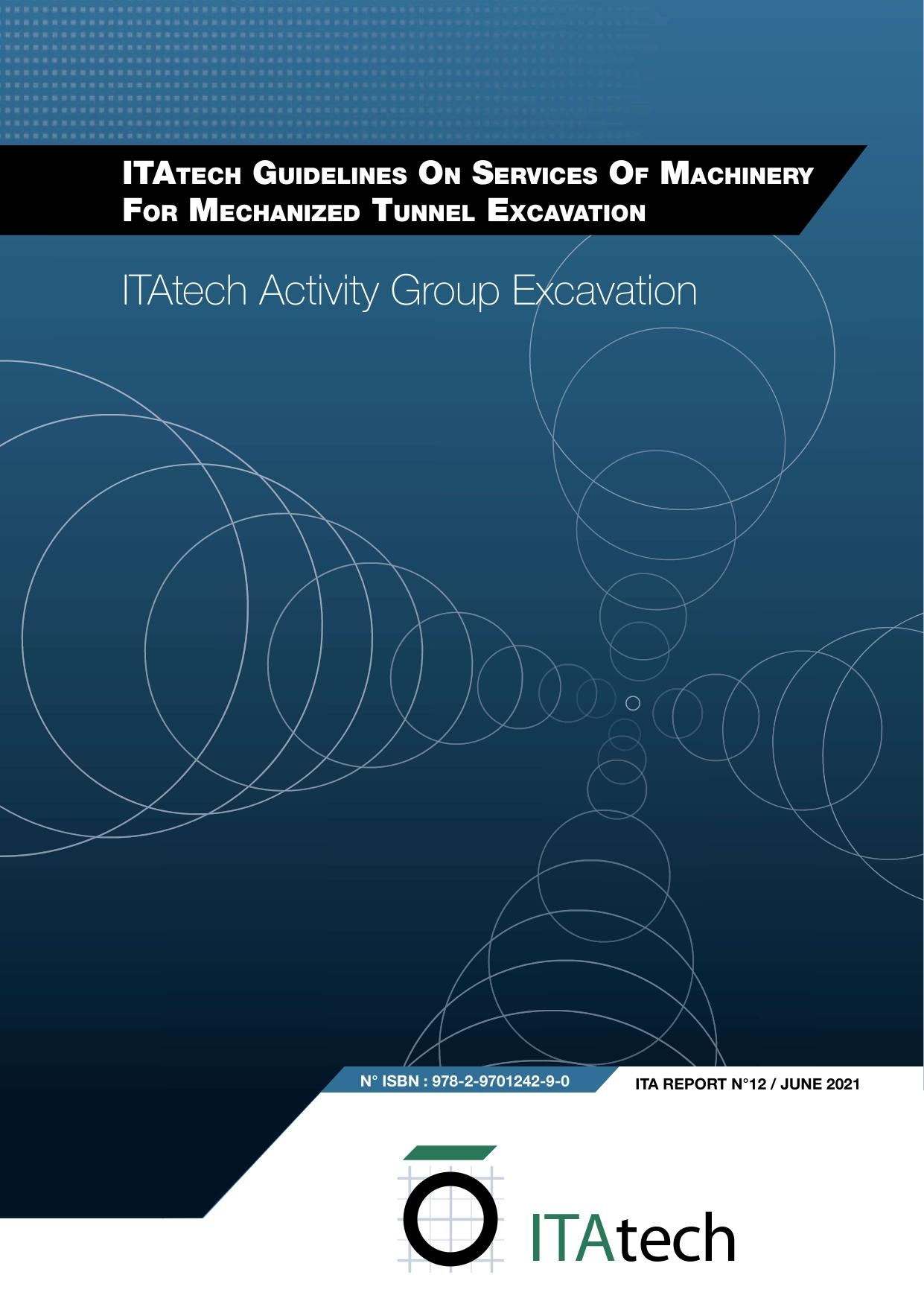 Guidelines On Services Of Machinery for Mechanized Tunnel Excavation